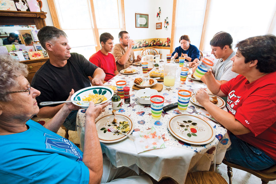 Family-tradition-Grobe_Lunch