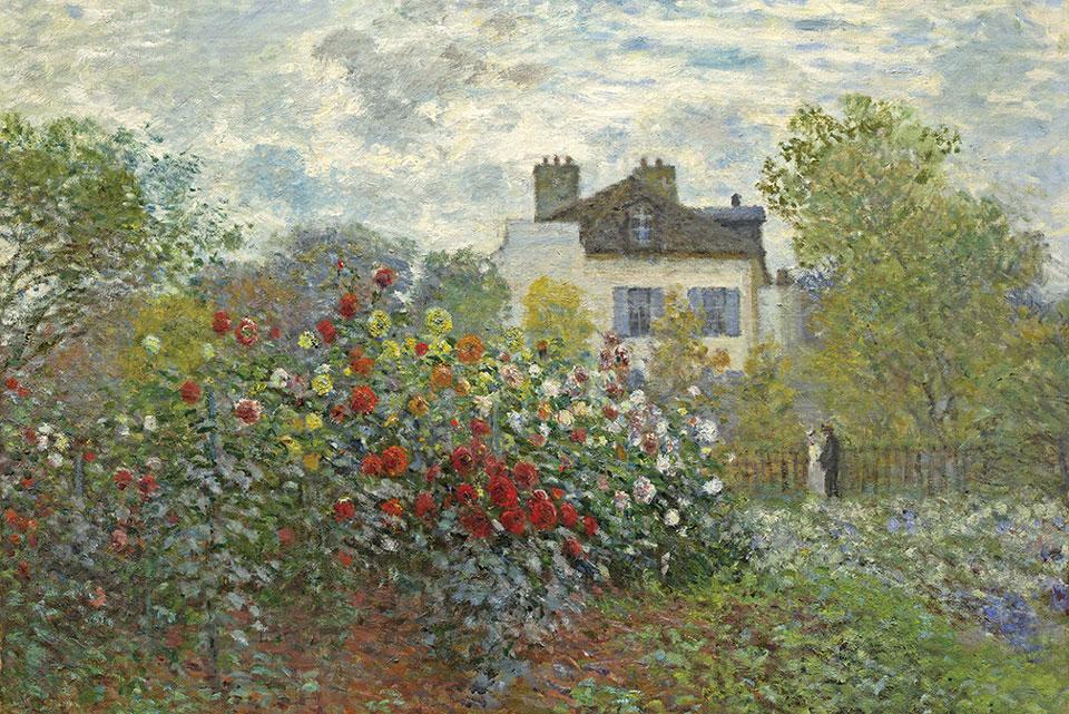 The-Artists-Garden-in-Argenteuil