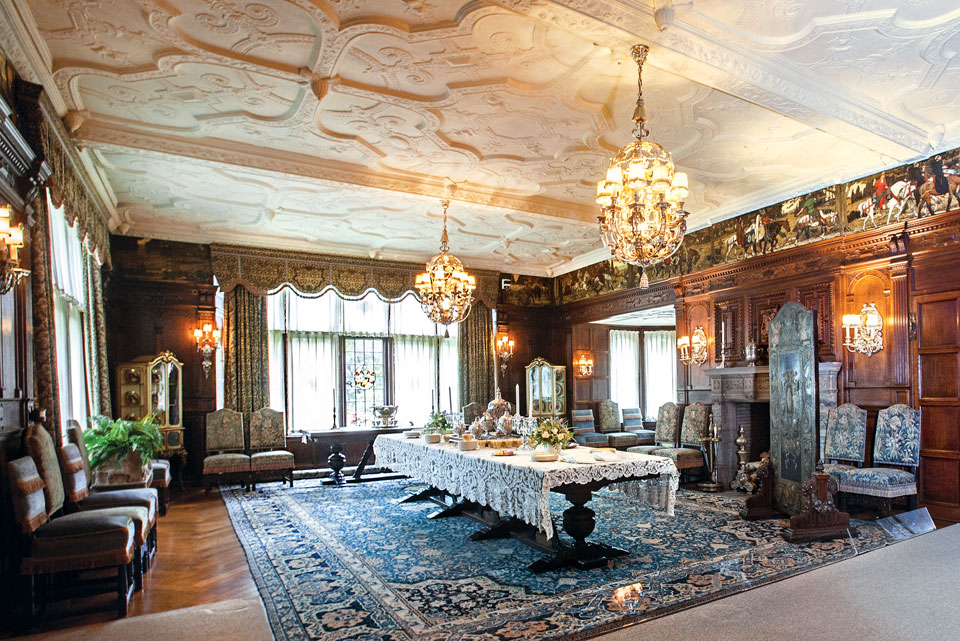 Stan-Hywet-Dining-Room
