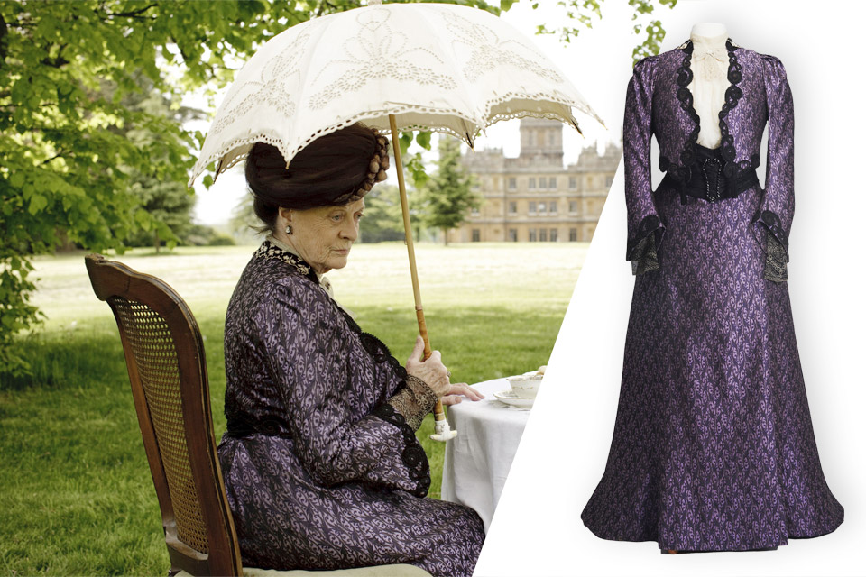 AE-Downton-Abbey-Violet-Dress