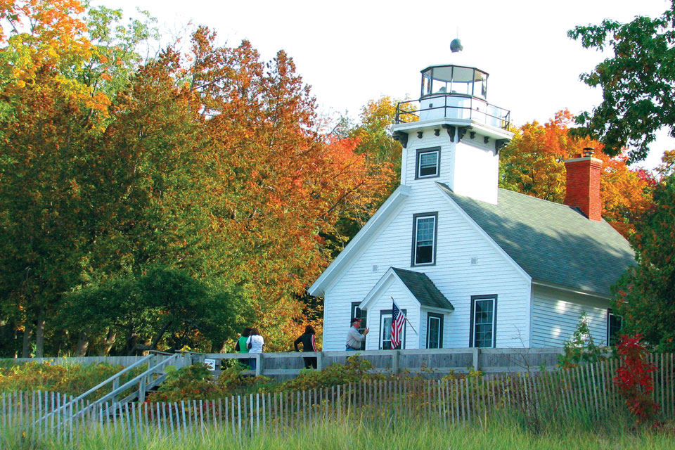 Mich lighthouses_ OldMission