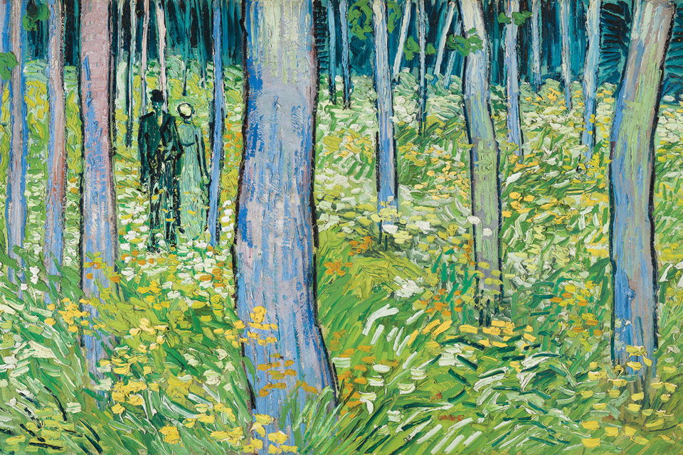 Van Gogh_Undergrowth-with-Two-Figures