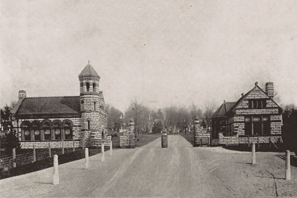 Woodland Cemetery_archive shot
