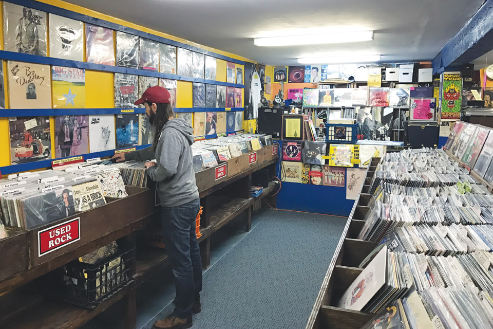Shake It Records in Cincinnati