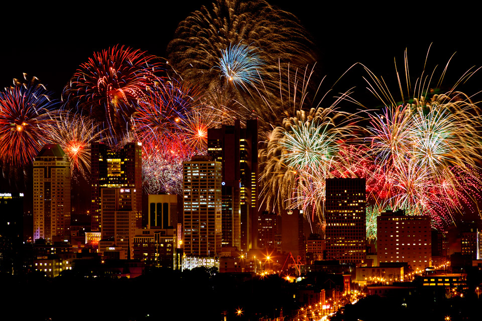 Red, White & Boom in Columbus