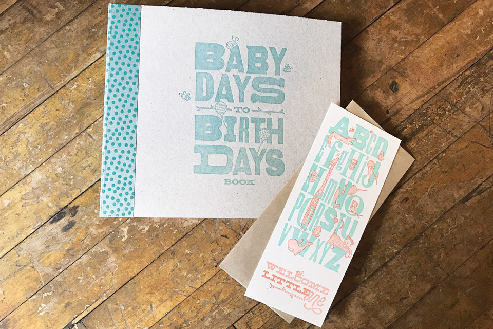 Works by Igloo Letterpress