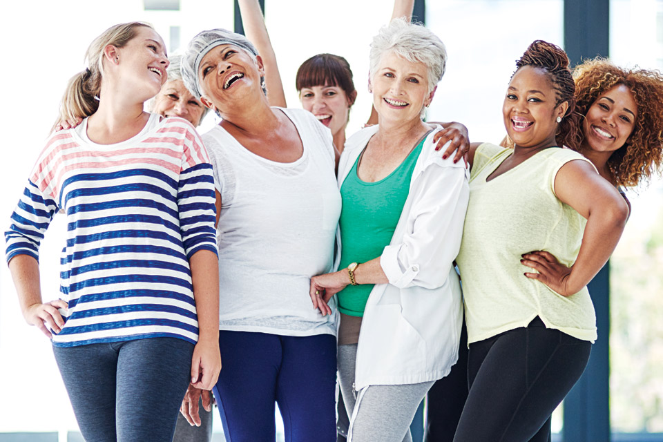 healthy-women-at-every-age