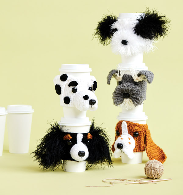handcrafted dog cozies