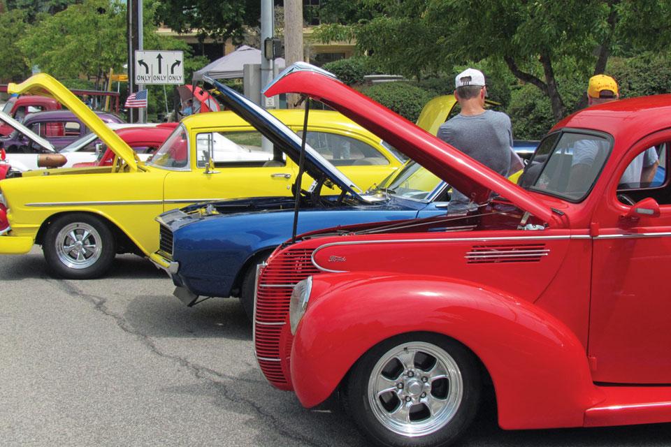25th Annual Performance Classic Car Show